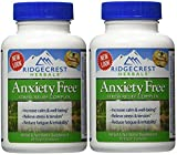 Cheap Ridgecrest Anxiety-Free, 60 Count (3 Pack)