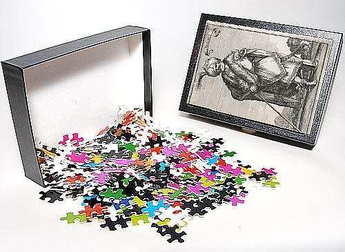 Photo Jigsaw Puzzle Of An Arab By Mallet 1683