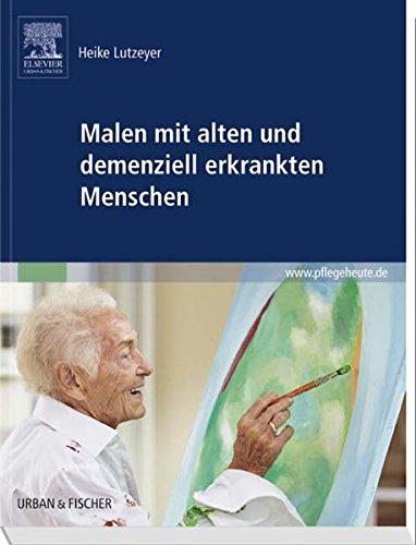 Malen Mit Alten Und Demenziell Erkrankten Menschen