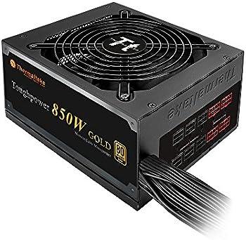 Thermaltake Toughpower 850W Semi Modular Power Supply