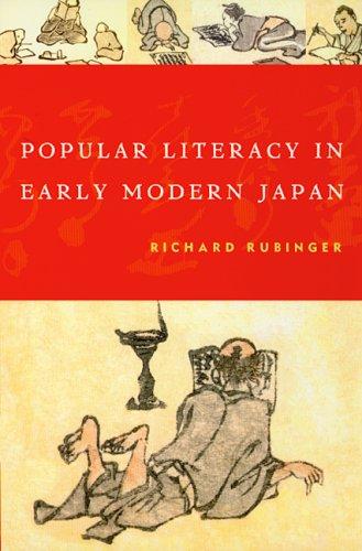 Popular Literacy in Early Modern Japan
