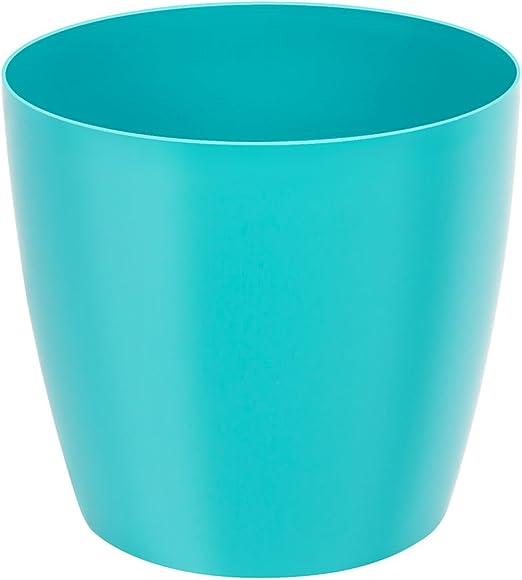en turquoise Classique luisant cache-pot LOBELIA 20 cm