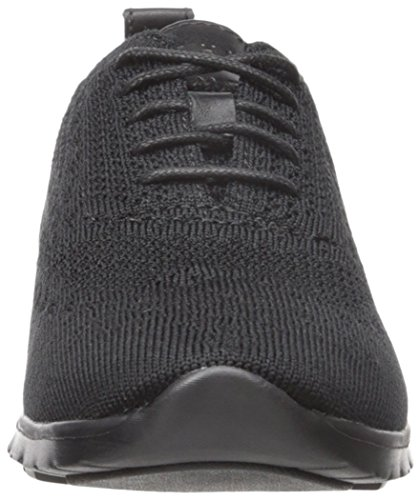 Cole Haan Womens Zerogrand Stitchlite Closed Oxford Black Knit U5wp3v6g2