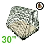 Ellie-Bo Deluxe Sloping Puppy Cage Fo...
