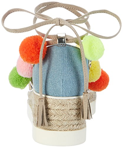 Lt 2469 Fenny Arancione orange Basse Blue Replay Espadrillas Donna 4wqY7wF