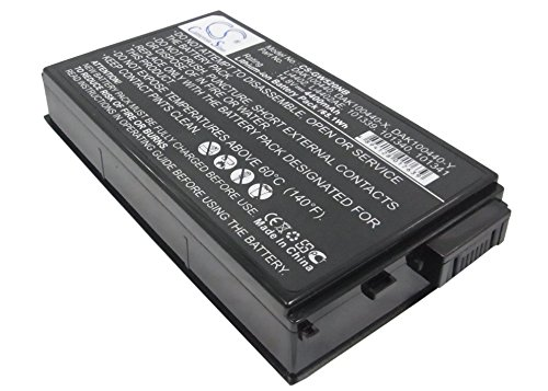 Replacement Battery for Gateway 7000 Series 7000GX 7000GZ 7110GX 7210 7210GX 7215 7215GX 7305 7305GZ 7310MX 7312MX 7320 7320GZ 7322 PN 101069 101339 101340 101341 101343 102738 102739 102800 102801