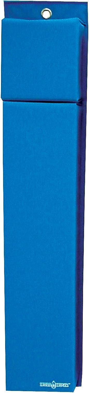 "BOAT MARINE BLUE CONTOUR FENDER 30/""x6/""x4/"" COMPACT EASY STORAGE HULL GUNWALE"