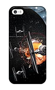 Slim Fit Tpu Protector Shock Absorbent Bumper Star Wars Case For Iphone 5/5s