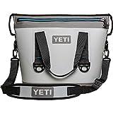 Yeti Hopper Two Cooler - 20Quart - Fog Gray/Tahoe Blue