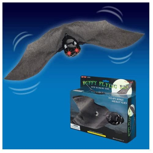 Buffy Flying Halloween Bat - With Blinking Eyes! supplier