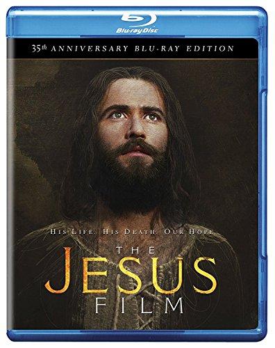 JESUS Film 35th Anniversary Edition Blu-ray