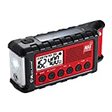 Midland ER300 Emergency Crank Weather Alert Radio