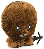 seven20 Superbitz Star Wars Chewbacca (Chewie, No Goggles) Collectible Plush