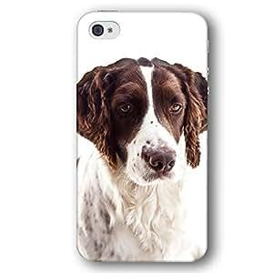 Springer Spaniel Dog Puppy For HTC One M7 Case Cover Slim Phone Case