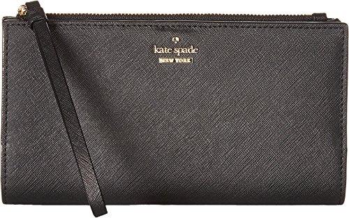 Kate Spade New York Women's Cameron Street Eliza Wristlet, Black, One Size by Kate Spade New York