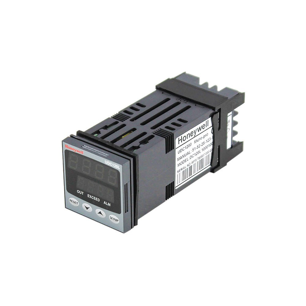 Honeywell DC120L-1-0-0-0-1-0-0-0 Temperature Limit Controller, Universal  Input, 1/16-DIN, Relay Output: Amazon.com: Industrial & Scientific