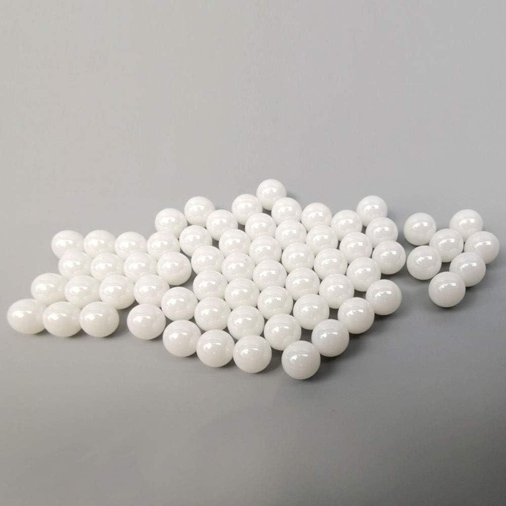 ZrO2 - Zirconia Zirconium Oxide balls Size:2mm Grade 25 New
