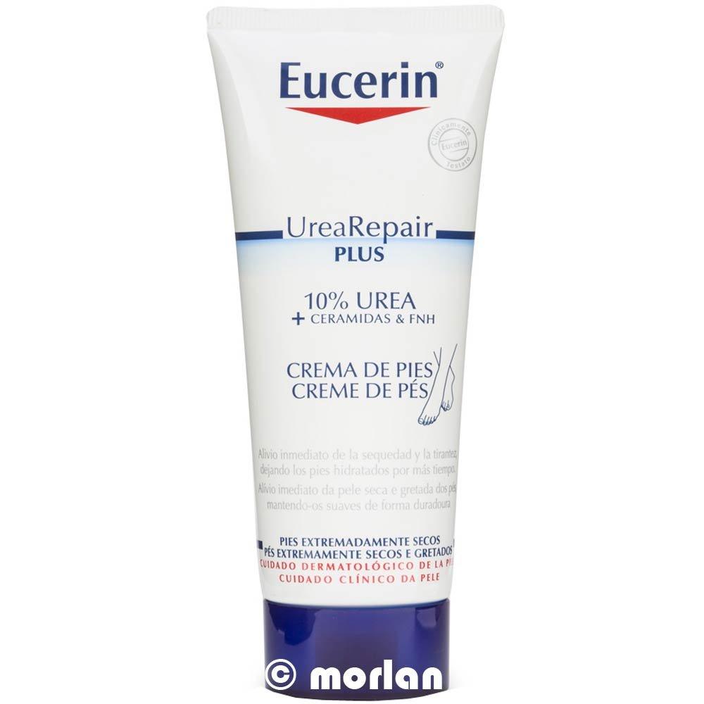 Eucerin Urea Repair Plus 10% Urea Crema Piedi molto secchi, 100 ml 100ml