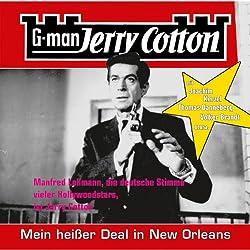 Mein heißer Deal in New Orleans (Jerry Cotton 12)