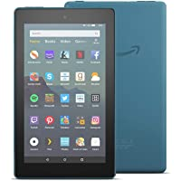 """All-New Fire 7 Tablet (7"""" display, 16 GB) - Twilight Blue"""