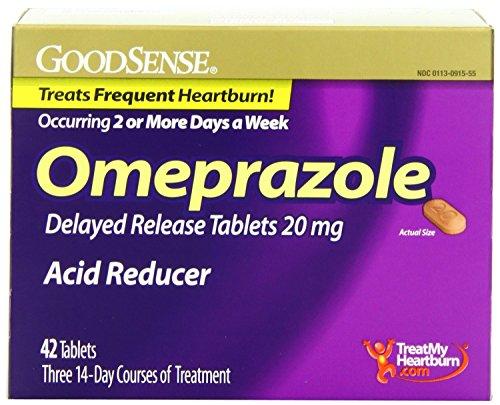 (Good Sense Omeprazole Delayed Release, Acid Reducer Tablets 20 mg )