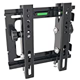 Pyle Home PSW445T - 14 X 37 Inch Flat Panel Tilted TV Wall Mount