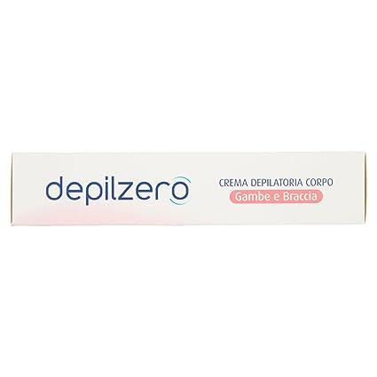 Depilzero 1 Gambe Braccia: Amazon.es: Salud y cuidado personal