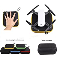 Hobby Signal Mini Storage Bag Portable Handheld Aircraft Bag Combo for DJI Spark Drone Battery Remote Controller