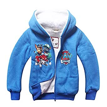 Amazon.com: PCLOUD Cute Dog Childrens Hoodies Coat Jacket