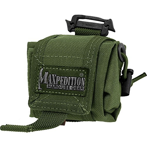 Maxpedition Rollypoly Folding Dump Pouch (Od Green)