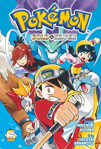 Pokémon Gold & Silver - Volume 6