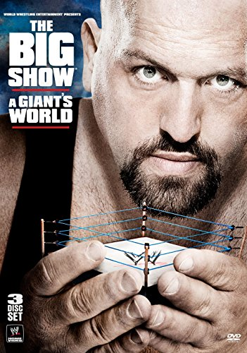 DVD : The Big Show: It's a Giant's World (Full Frame, Dolby, AC-3, 3 Disc)