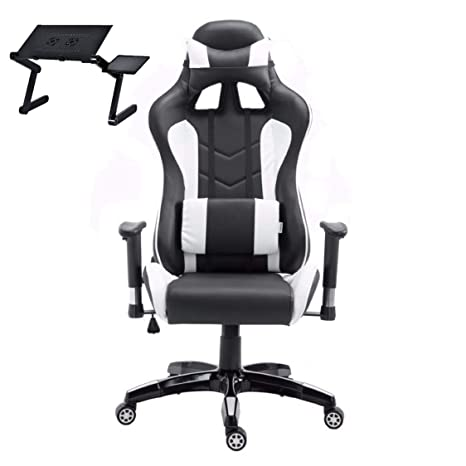 Fine Amazon Com Easynet Pc Gaming Chair Desk Chair For Gaming Ibusinesslaw Wood Chair Design Ideas Ibusinesslaworg
