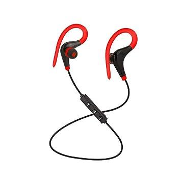 Auricular Inalambrico Bluetooth, FANSONG en la Oreja los Auriculares con Gancho para la Oreja w