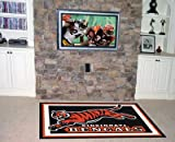 """Fan Mats Cincinnati Bengals Rug, 46"""" x 72"""""""
