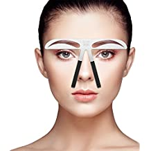 Eyebrow Stencil Ruler for Eyebrows Enhancer Permanent Tattoo Eye Brow Tools(2)…
