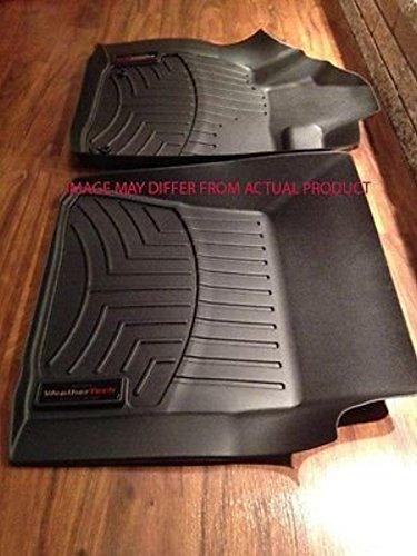 WeatherTech Custom Fit Front FloorLiner for Nissan Murano (Nissan Murano Floor Liner)