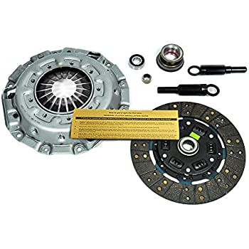 EFT HD SPORT CLUTCH KIT HONDA PASSPORT 2.6L AMIGO RODEO 2.2L 3.2L BORG WARNER