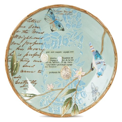 Platter Countryside Round (Toulouse Collection, Round Platter)