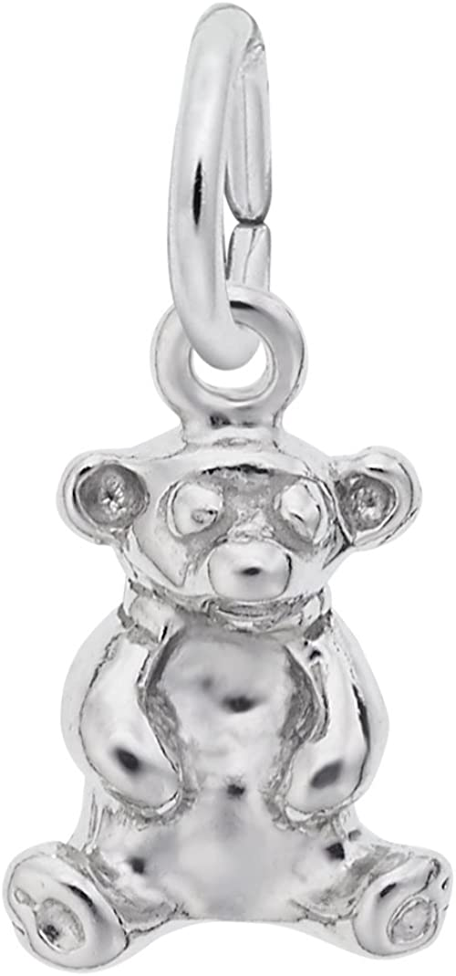 Charms for Bracelets and Necklaces Bear Charm