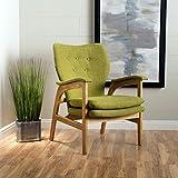 Cheap Joseph Mid Century Modern Fabric Arm Chair