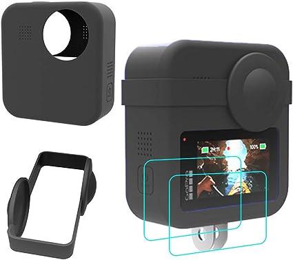 YGoal Funda Compatible con GoPro MAX, Resistente a los rasguños ...