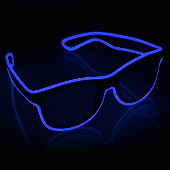 Amazon.com: Kit de disfraz de palo de luz con luces, sombras ...