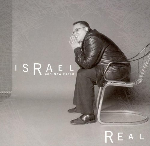 Real Israel Houghton New Breed product image