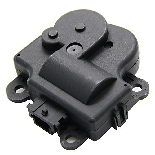 604108 Air Door Actuator- for 2004-2013 Chevrolet Chevy Impala-ReplaceOE#15844096,22754988,52409974,1573517,1574122-HVAC Heater Blend Door Actuator ()