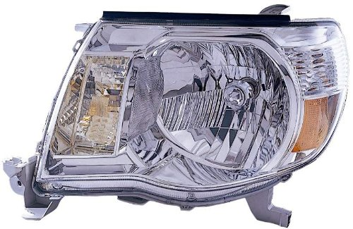 Depo 312-1186L-AS Toyota Tacoma Driver Side Replacement Headlight Assembly