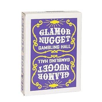 SOLOMAGIA Glamor Nugget - Purple - Tarjeta Juegos - Trucos Magia y ...