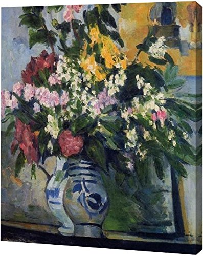Two Vases of Flowers by Paul Cezanne - 9