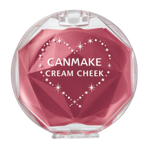 CANMAKE Cream Cheek CL07 Clear Ruby Cherry by CANMAKE