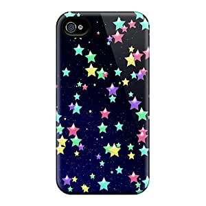 BKrfoiv3948ZNYds Case Cover, Fashionable Iphone 4/4s Case - Stars (3)